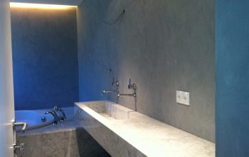 News, Bathrooms with Microcement