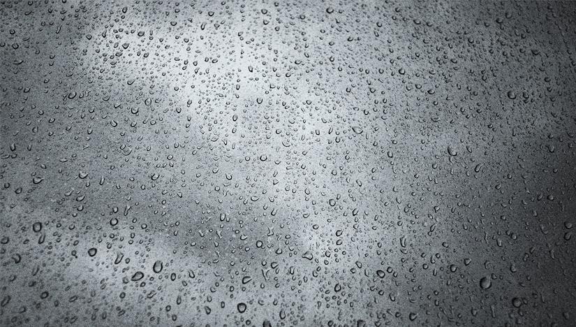 100% waterproof Microcement